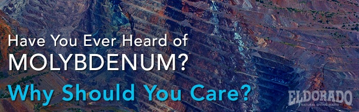 Why should you care about Molybdenum?