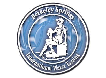 Berkley Springs International Water Tasting Logo