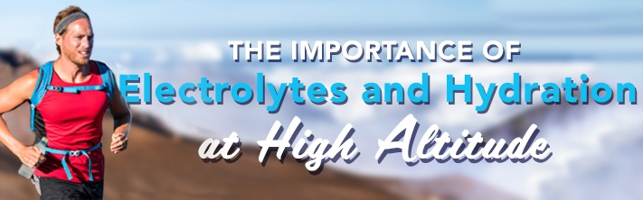 Electrolytes High Altitude