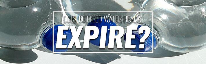 Does bottled water expire?