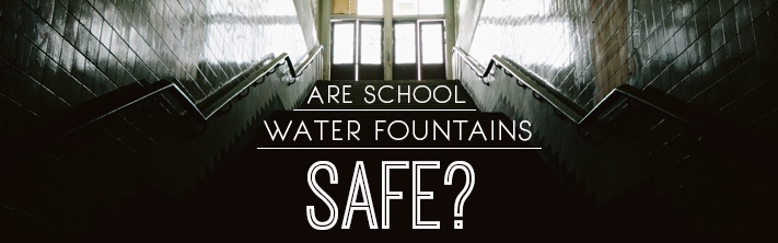 Are water fountains safe?