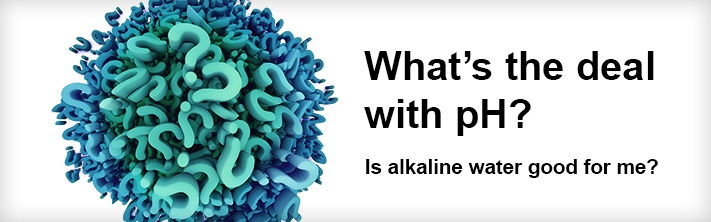 Why is water pH important?