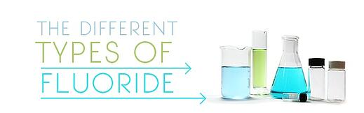 Understanding the different types of fluoride