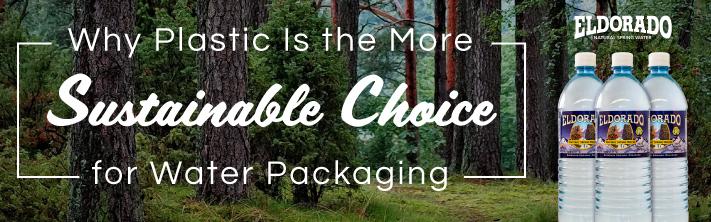Sustainability of Plastic Bottles