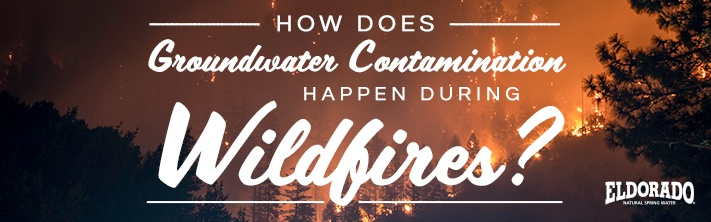 How Groundwater is Effected by Wildfires