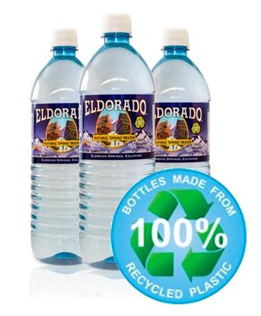 Eldorado Recycled Plastic Bottles