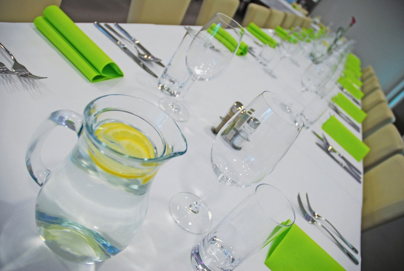 Special Event Table Place Settings