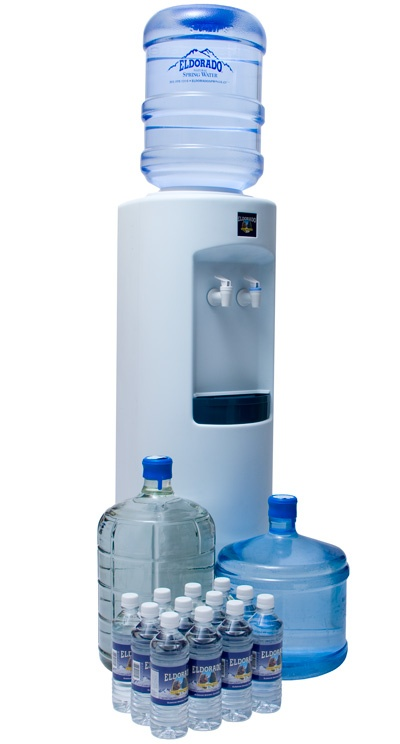 Eldorado Water collection of products