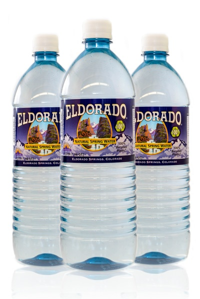 Eldorado Water Individual, Single-serve Bottles