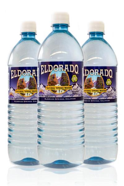 Single Serve Eldorado Water Bottles