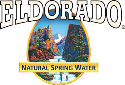 Eldorado Natural Spring Water Logo