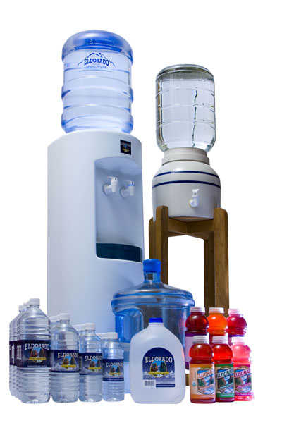 A collection of Eldorado products