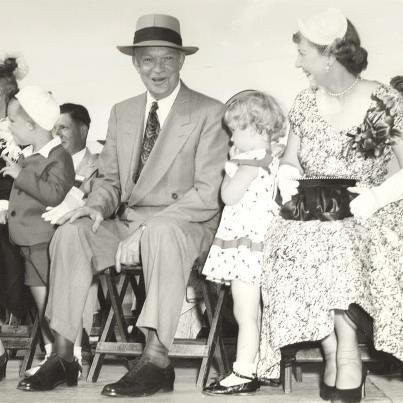 Dwight Eisenhower Family