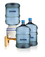 Three 5 Gallon Bottles