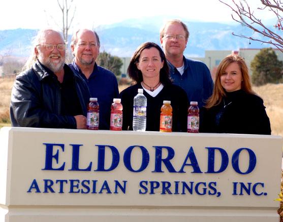 Chief Officers of Eldorado Water